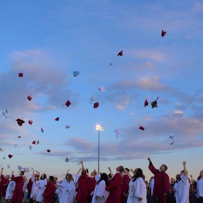 GALLERY: Plymouth High School Graduation 2021