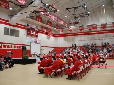GALLERY: Plymouth High School Graduation 2018