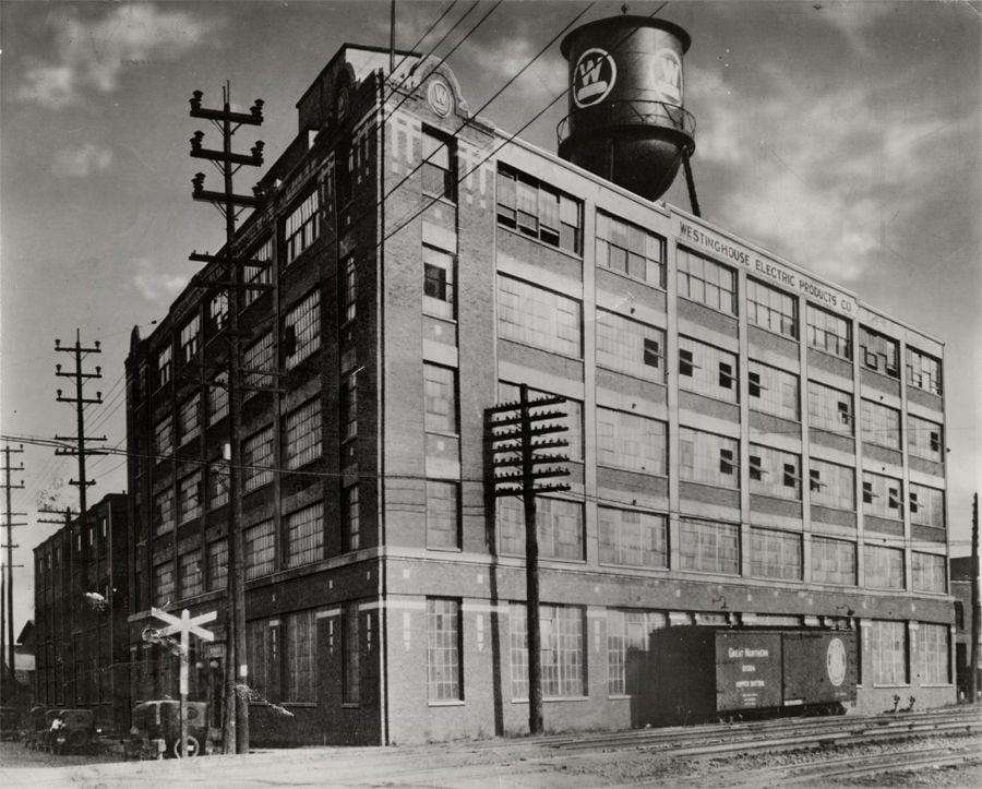 1918 Original factory building