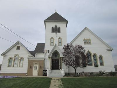 The Old Franklin Church