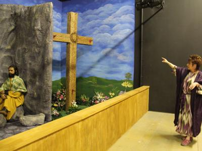 BibleWalk re-opens with new tour, 'The Kingdom of God'