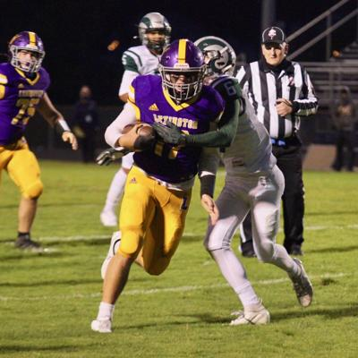 Lexington stops Madison for first win of season