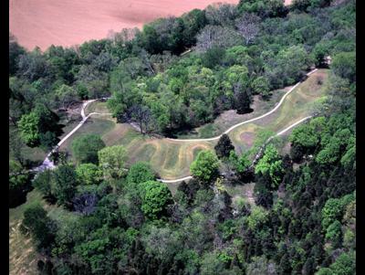 Full image of Serpent Mound