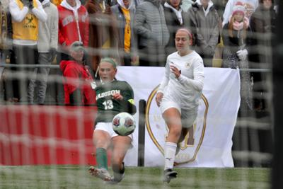 Huff family spearheads 12 area players on All-Ohio soccer team