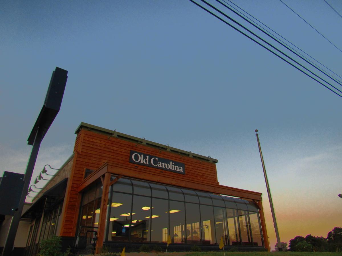 Old Carolina restaurant