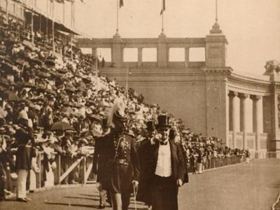 McKinley's assassination led to the development of presidential security