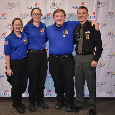 Pioneer students compete at regional events
