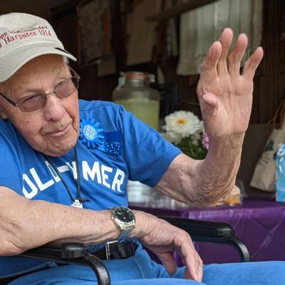 Lexington's oldest resident turns 106