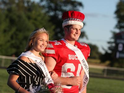 GALLERY: Buckeye Central Homecoming
