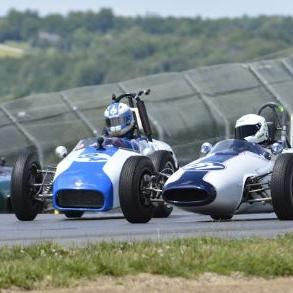 Vintage Grand Prix begins at Mid-Ohio Sports Car Course this weekend