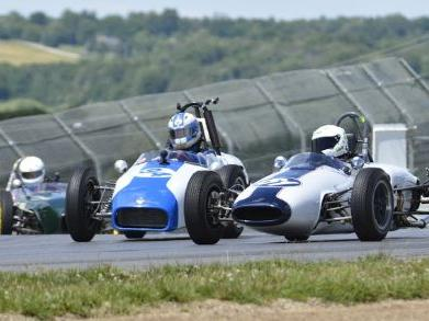 Mid-Ohio to host Vintage Grand Prix starting June 26