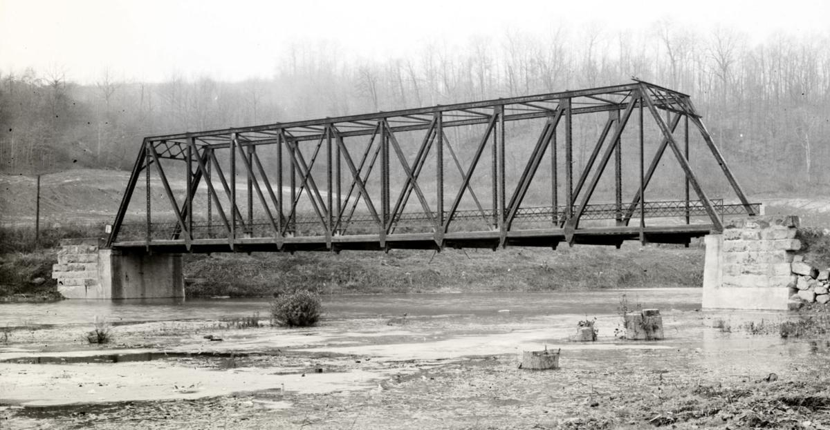 The Hog Hollow bridge