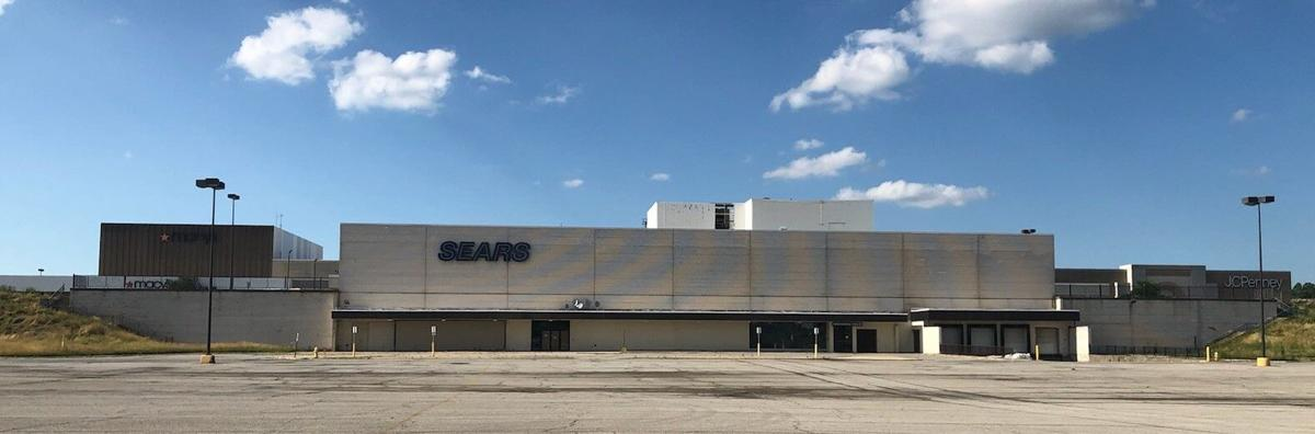 Sears parking lot