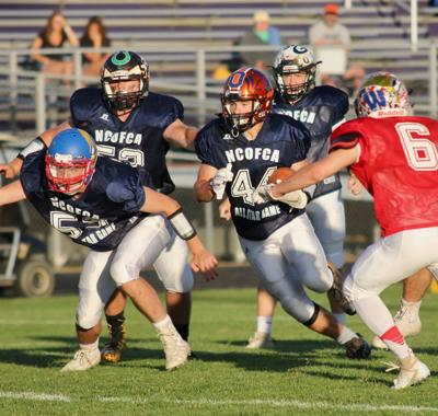 South stars stop North in NCOFCA All-Star Classic