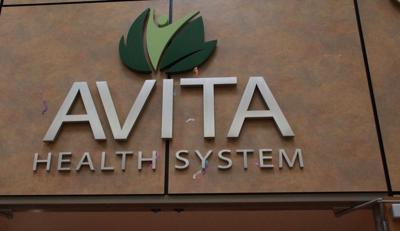 Avita Health System sign