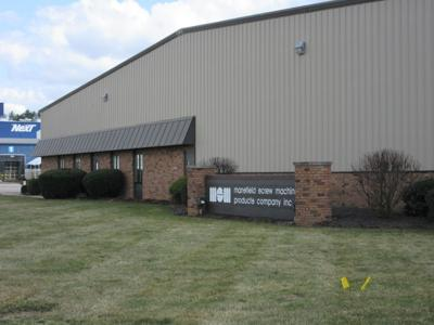 Mansfield Screw Machine Products Company