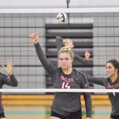 GALLERY: Shelby vs. Clear Fork Volleyball