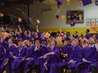 Lexington to host drive-in graduation June 27
