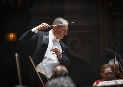 Music Director Rossen Milanov