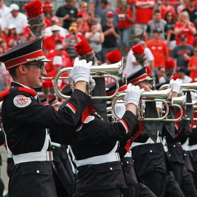 Mansfield Kiwanis, Rotary offer behind-the-scenes look OSU marching band on Dec. 22