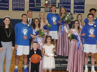 GALLERY: 2019-20 Mansfield St. Peter's Homecoming