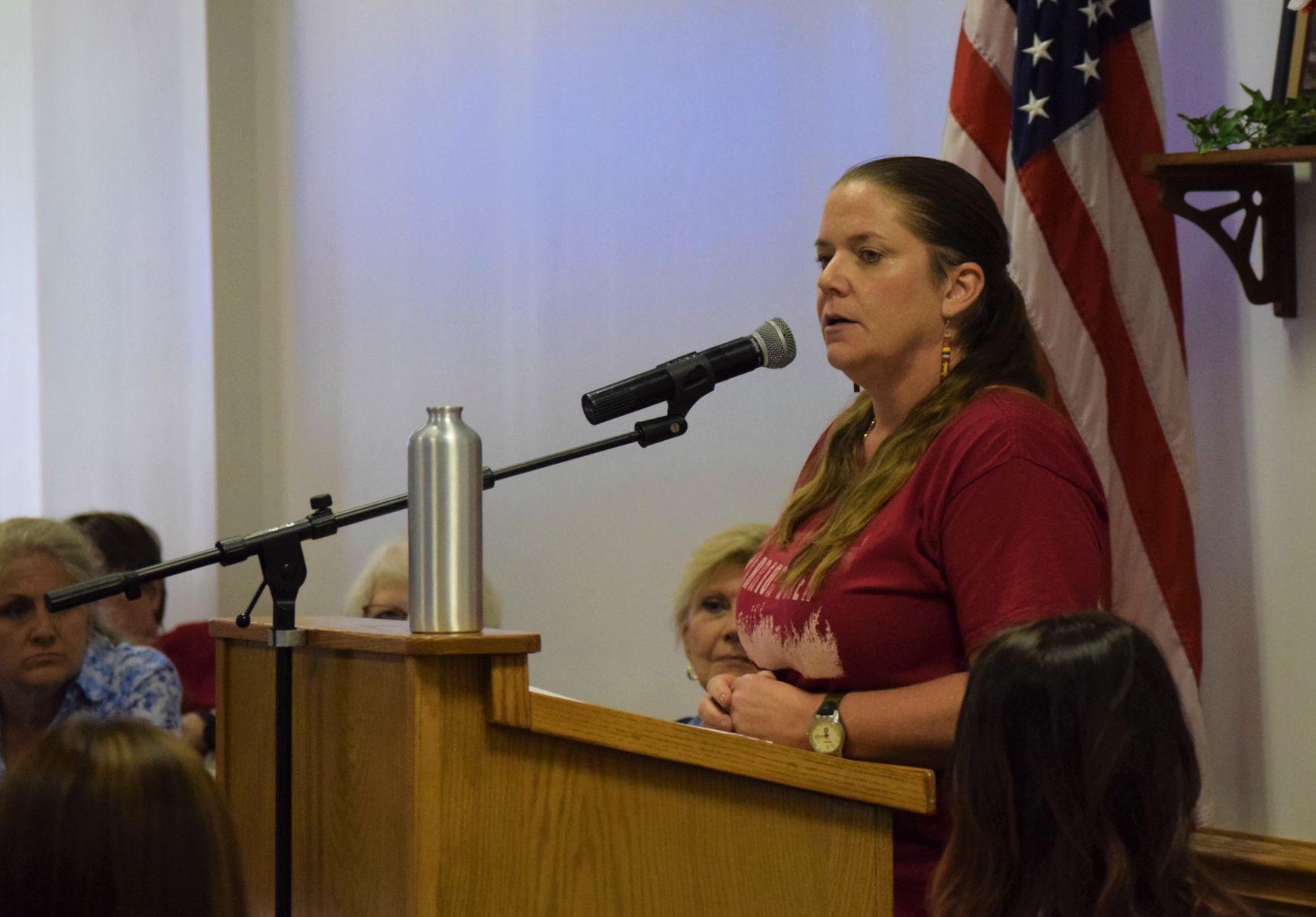 Mansfield native wants to empower local 'Warrior Women'