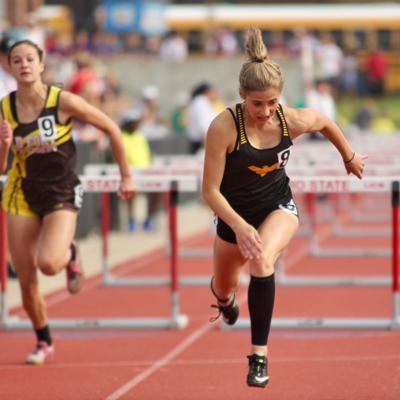 Colonel Crawford's Ruffener wins 3 titles at Division III Tiffin regional track meet