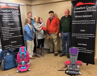 Galion K of C combines efforts With Crawford County Board of Developmental Disabilities
