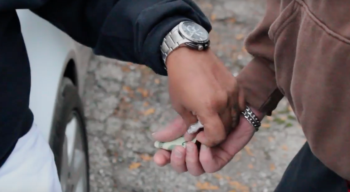 Music video depicts 'Struggles' of opioid addiction