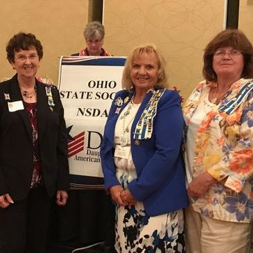 Mansfield Chapter Daughters of the American Revolution earns honors