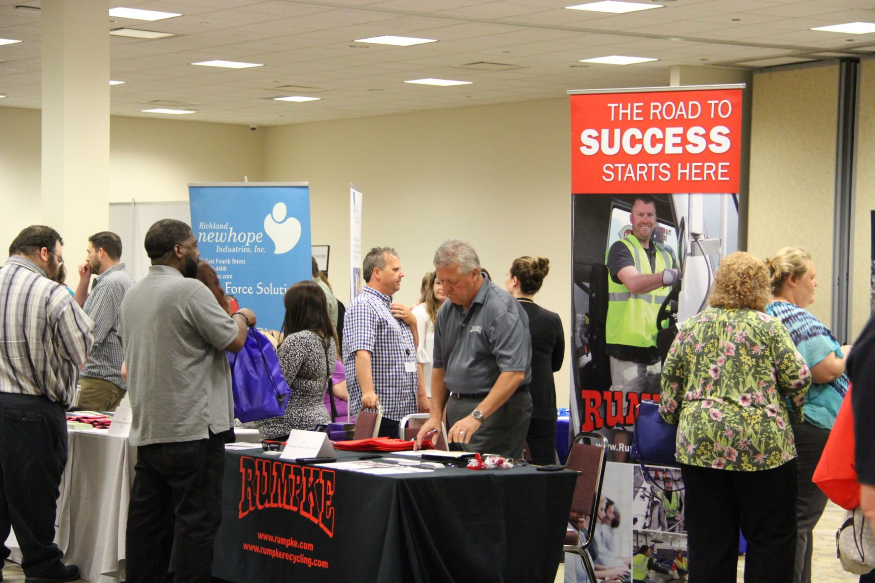 Upcoming job fair features opportunities for adults, students