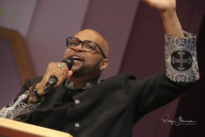 Pastor Dr. Walter Jordan II