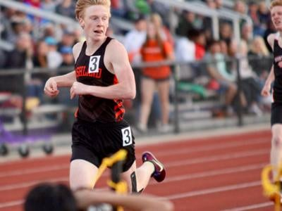 Ashland's 4x800 relay team places 6th at state track meet