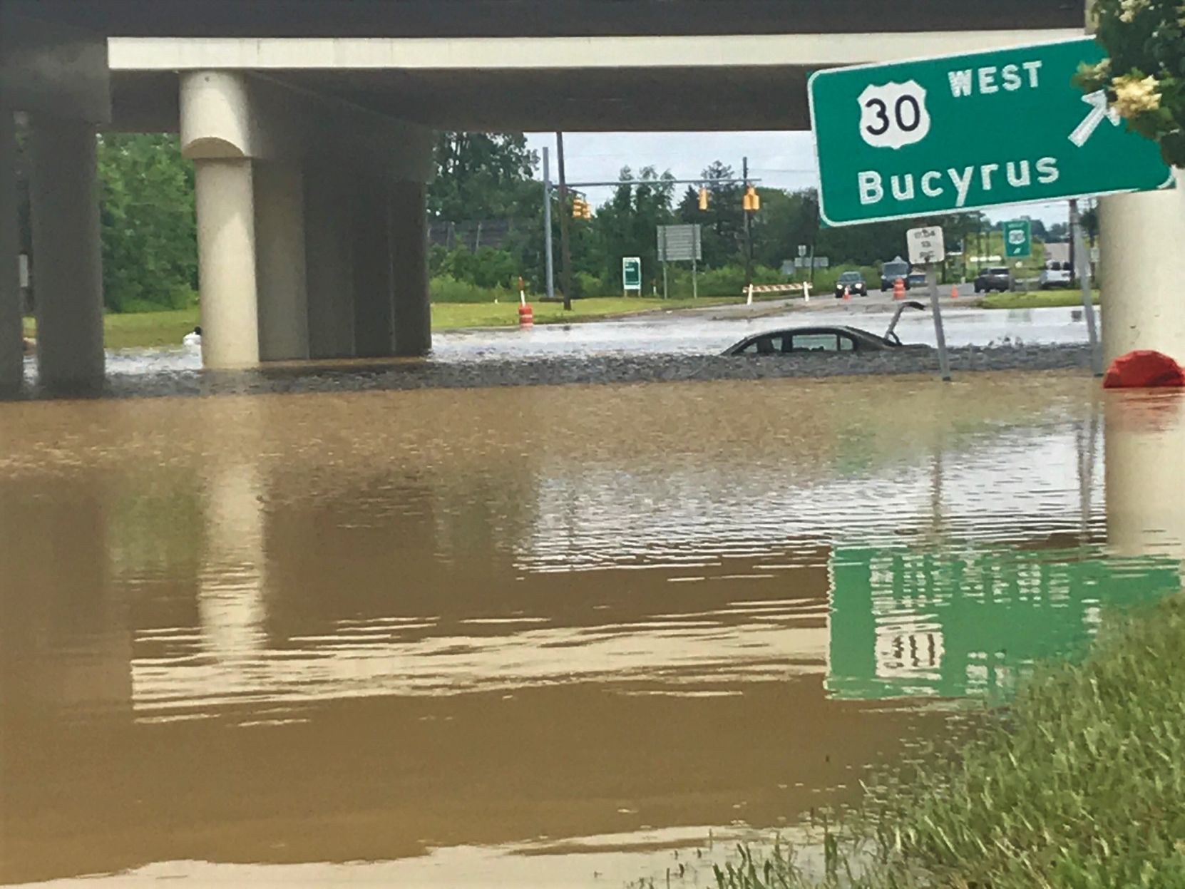 GALLERY: Flooding, high water around north central Ohio