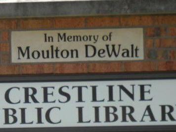 Crestline Public Library open for inside hours