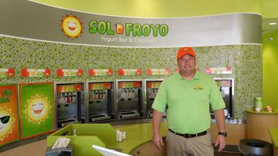 Mike Moody Sol Froyo