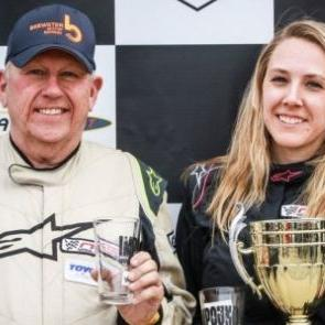 Father & daughter are racing foes at Mid-Ohio