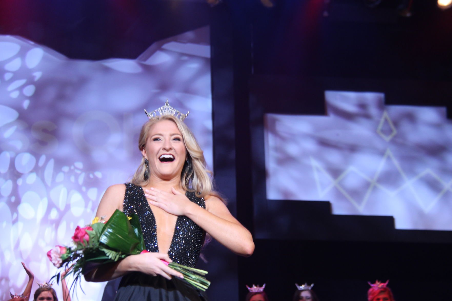 Ohio State graduate wins Miss Ohio talent competition