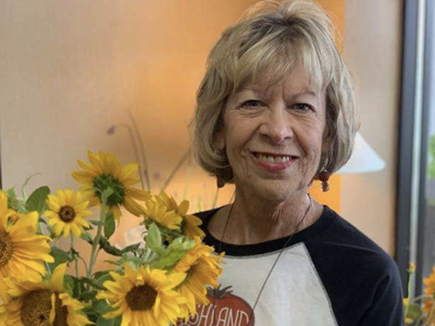 The Gift of Giving: How one Ashland woman found hope in 2020
