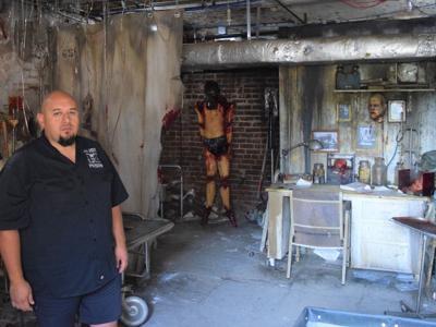 Shawshank site hosts 'Blood Prison' for Halloween starting Oct.9