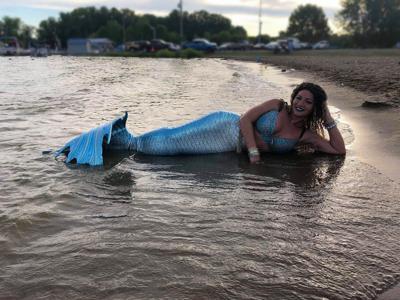 Mansfield's own 'Mermaid Tami' was inspired by movie 'Splash'