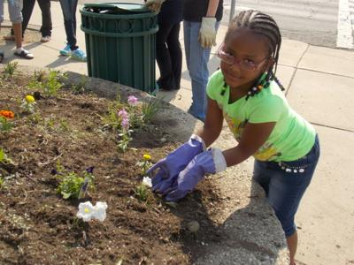 Start them young volunteering