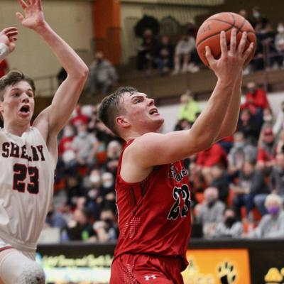 Mangas Opus: Shawnee star scores 2,000th career point in regional semifinal victory over Shelby