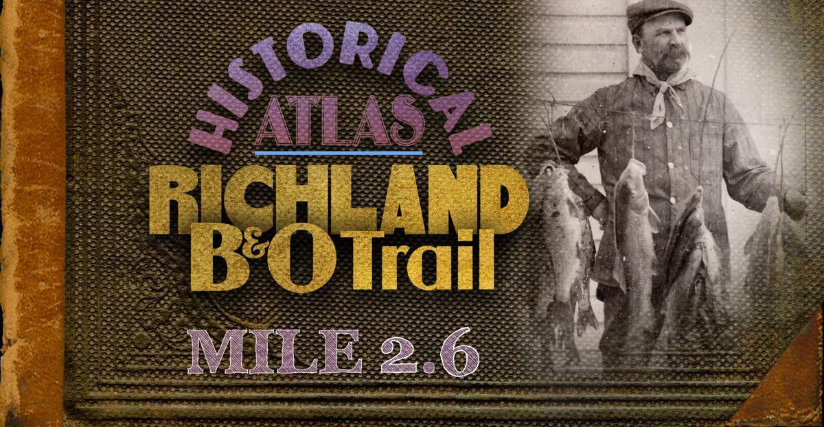 Bike Trail mile 2.6