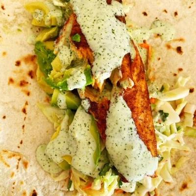 RECIPE: Fish tacos are a light and healthy summertime meal treat