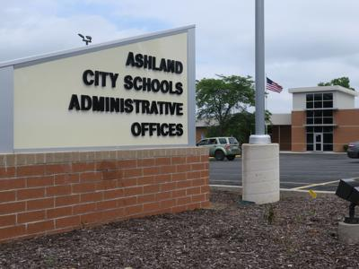 Ashland City Schools central office