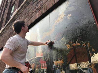 """""""Ideas of March"""" Day 28: Collaborative public art can change a city's identity"""