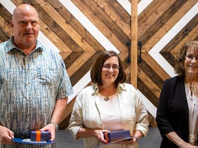 Galion City Schools honor staff members for service to students