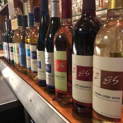 Lexington winery receives regional honor for three wines