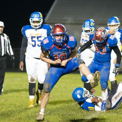 Mapleton sprints past Youngstown Valley Christian